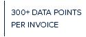 300 DATA POINTS